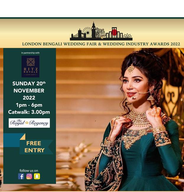 London Bengali Wedding Fair